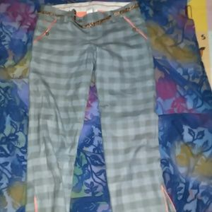 ABERCROMBIE&FITCH TROUSER PANTS